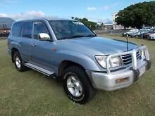 2002 Toyota LandCruiser 100 Series GXL 8 Seater Wagon Parramatta Park Cairns City Preview