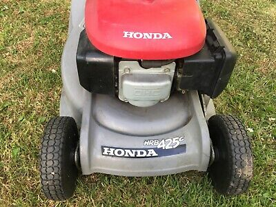 HONDA HRB425 SELF PROPELLED  LAWN MOWER   NOT HAYTER