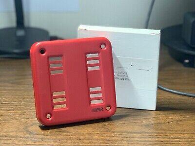 Nib New Esl I07-54 Ii070054a Fire Alarm Horn Grille Surface Simplex Faraday