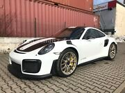 Porsche 991/911 GT2 RS Weissach-Pak/Kamera/LED/Liftsyst