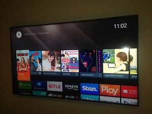 """Sony HD LED Smart Android TV 75"""" inch Wollert Whittlesea Area Preview"""