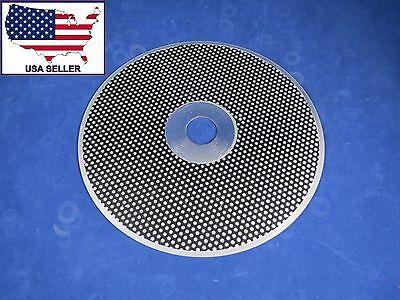 Dental Lab Diamond Disc Model Trimmer Wheel Cutting 10 Inch Disc Dentq