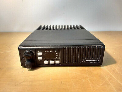 Motorola Maxtrac300 D51mja9da5akn Two Way Radio Fcc Id Abz89ft1620