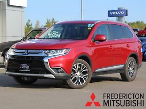 2017 Mitsubishi Outlander GT AWC | SAVE $9,708 VS. NEW | HEAT...