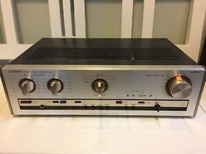Luxman L405 integrated amp