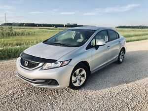 2013 Honda Civic LX **Clean Title**heated seats!Priced to sell!!
