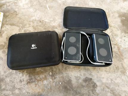 Laptop speakers logitech m/n s-0155a