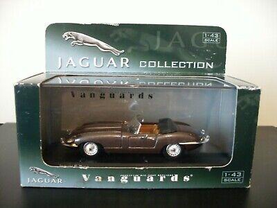 Vanguards Jaguar E-Type (Bronze) VA 04907