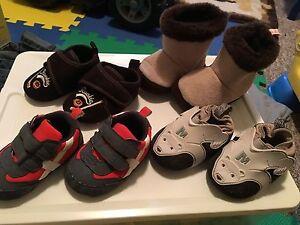 Lot of baby shoes  Kitchener / Waterloo Kitchener Area image 1