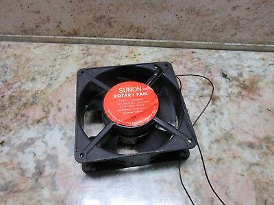 Sunon Rotary Fan Model Dp209wr 220240vac 5060hz Cnc