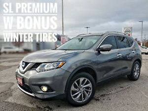 2015 Nissan Rogue SL Advanced Safety Feautres FREE Delivery