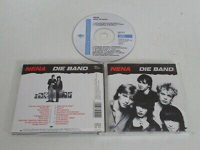 NENA/DIE BAND(EPIC EPC 469100 2)CD ALBUM