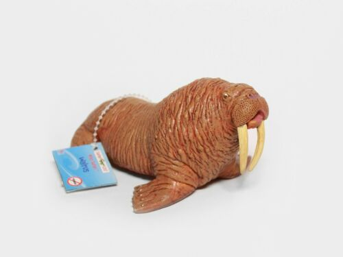 "WALRUS 5"" Animal Figure - 2004 Wild Safari Ltd - Comes with Tag"