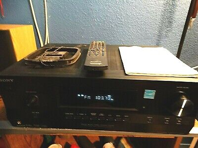 SONY STR DH500 DPL RECEIVER / HDMI / DTS Digital Surround / 650 Watts Power