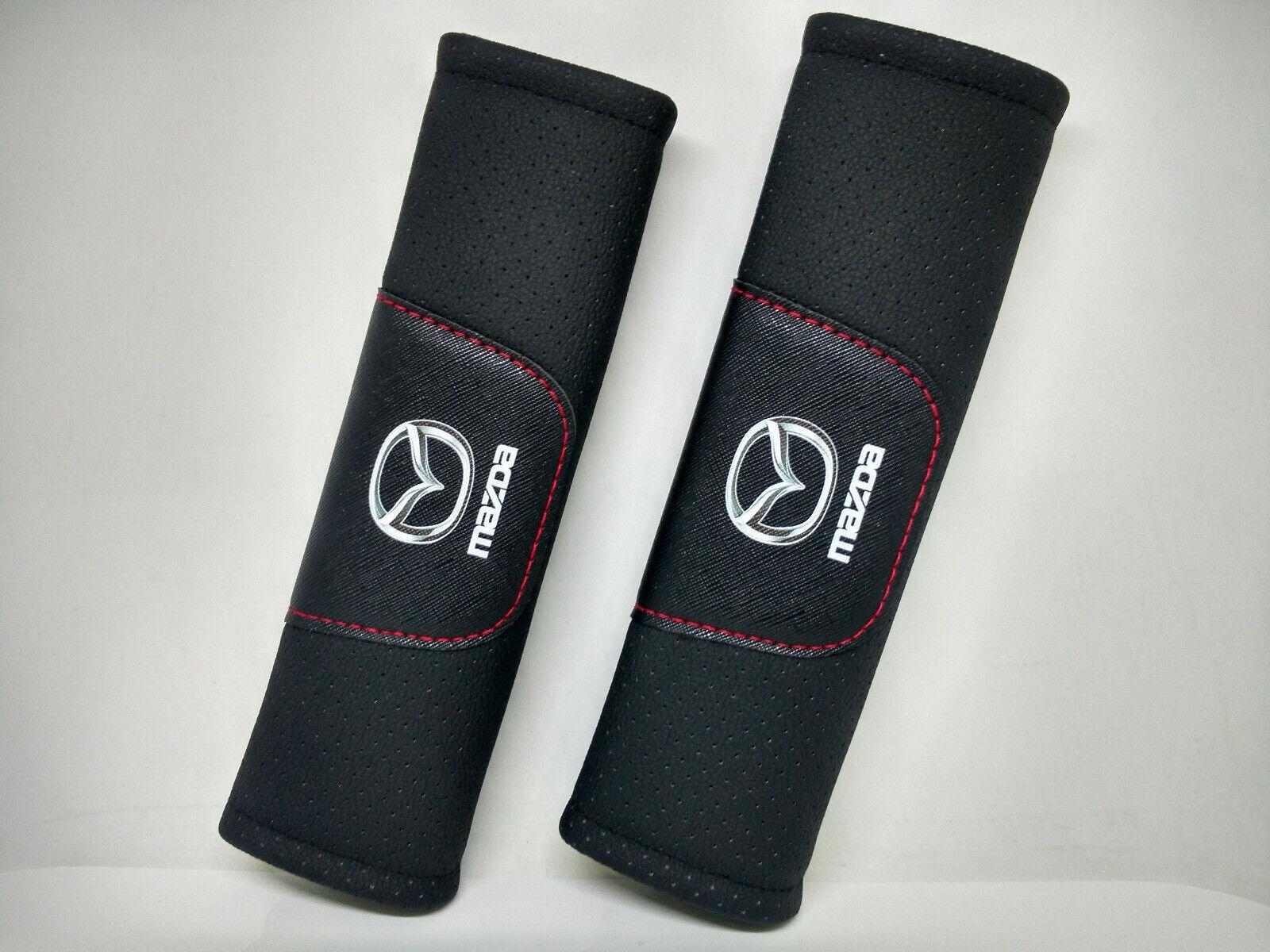 Mazda Car Shoulder Pads Seat Belt Cushion Pads