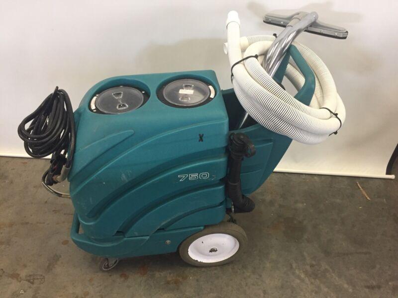 Tennant 750 Floor Cleaner / Extractor W/ Spray Gun - 80 Hours