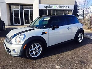 2011 MINI COOPER:Guarantied Financing available