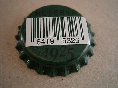 ПИВО CHAPA 啤酒 CAPSULE BIERE BIRRA BOTTLE CAP CERVEZA TAPPI ALHAMBRA 1925.SPAIN