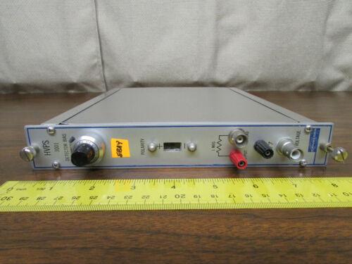 Canberra HVPS 3001 Detector Bias 0-1000V NIM BIN Plugin As-Is