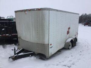 2012 HAULIN HA712TA2 CARGO TRAILER