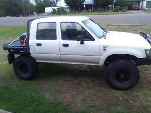 1991 Toyota Hilux Ute Gunning Upper Lachlan Preview