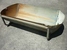 Large Fire Pit, Base Section for Spit Roast. ½ Copper HW Cylinder Prospect Launceston Area Preview