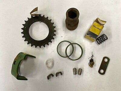 Miscellaneous Vintage John Deere Parts Nos Lot - Free Shipping