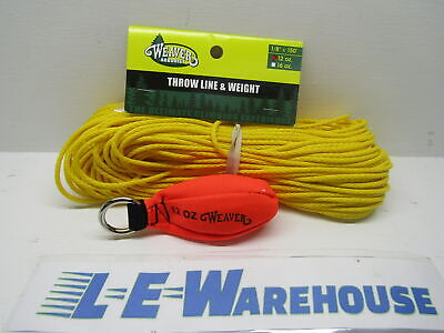 Arborist Lineman Weaver 18 X 150ft Throw Line 12oz Cordova Throw Weight