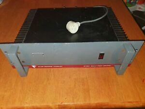 Art power amplifier 2x 600w rms