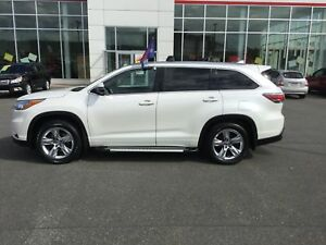 2016 Toyota Highlander Limited LIMITED; LOADED WITH OPTIONS;...