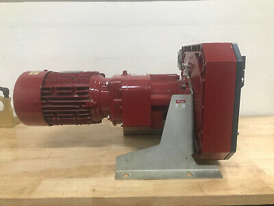 Bredel Watson Marlow Apex 10 Hose Pump With 230460v Motor Great Condition