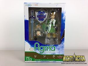 Legend of Zelda Skyward Sword LINK Figma Action Figure - MAX FACTORY 153