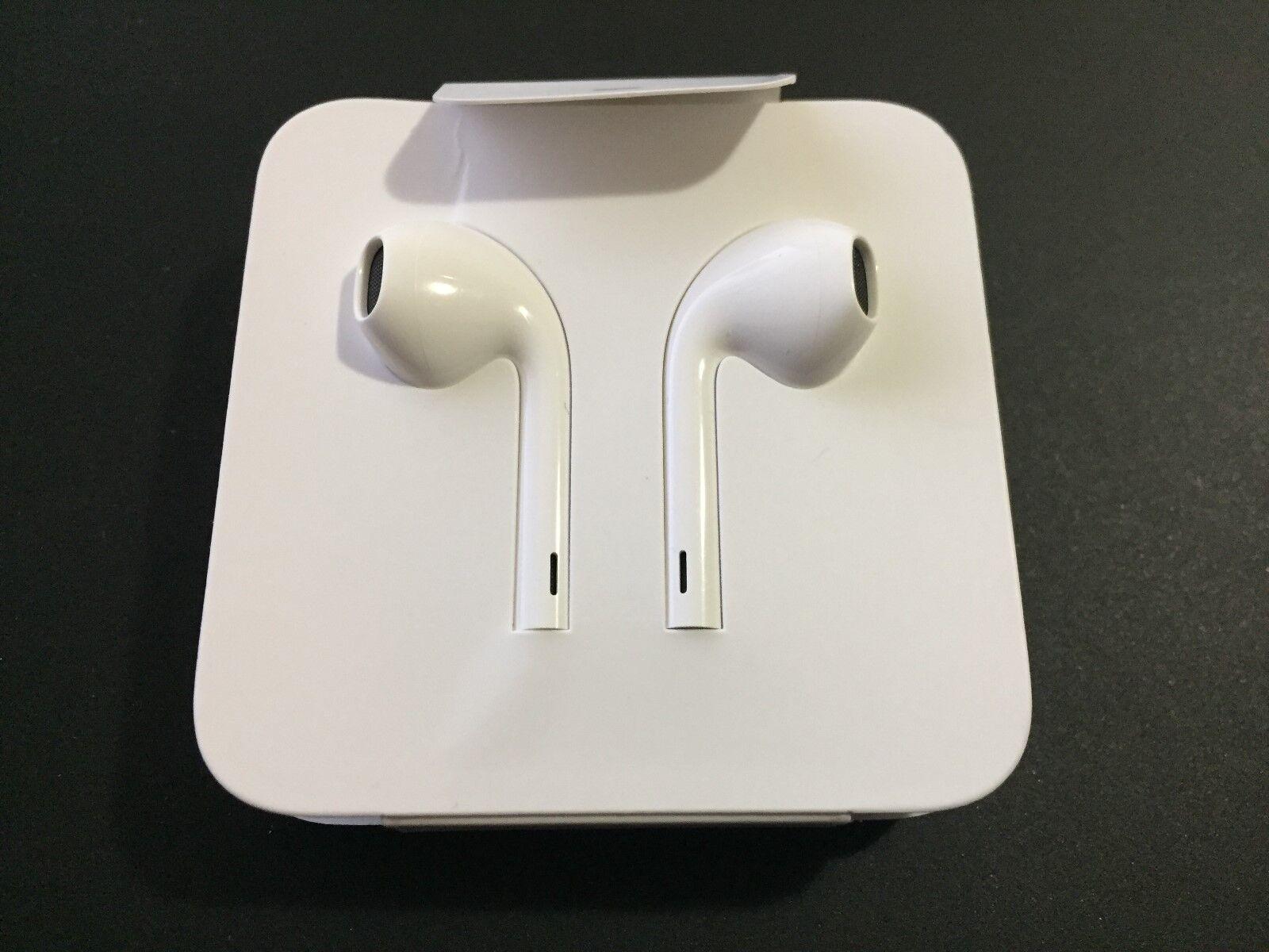 708199c3952 Details about Original OEM Apple iPhone 7 Plus iPhone 8 iPhone X Earbuds  Headphones Lightning