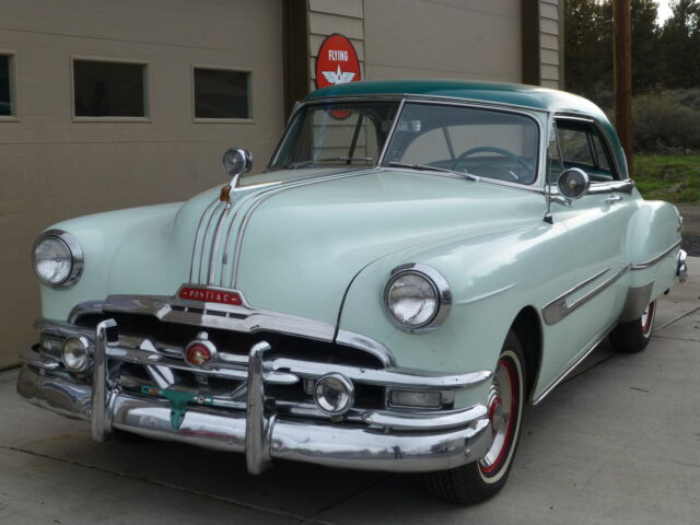 Very Rare 1952 Pontiac Chieftain Deluxe 2 Door Catalina Hardtop - Used Pontiac Other for sale in ...