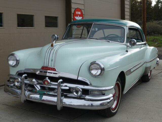 Very Rare 1952 Pontiac Chieftain Deluxe 2 Door Catalina
