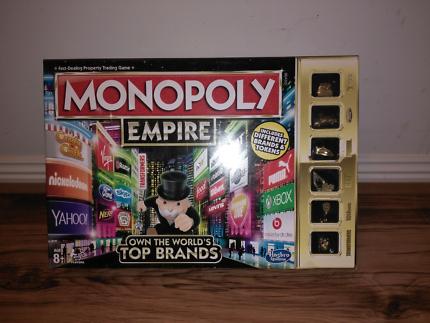 MONOPOIY. EMPIRE.       $30