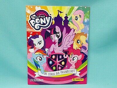 y Schule der Freundschaft Sticker  Album Sammelalbum (My Little Pony Sticker)