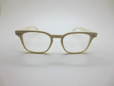 NEW DITA LEVER DRX-2014D Bone 49mm Eyeglasses w/ Box