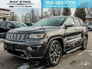2018 Jeep Grand Cherokee 4X4, BLIND SPOT MONITOR, SIDE STEPS, NA