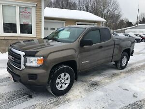 2016 Gmc Canyon Ext Cab 4wd 23.000km