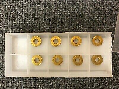 Rnmg 320-61 T725x Rnmg090300-61 Carbide Insert - Tungaloy - Lot Of 8 Pcs