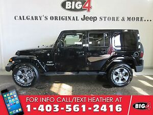 2016 Jeep Wrangler Unlimited Sahara | Bluetooth | NAV