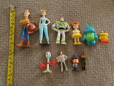Toy Story 4 mini figures bundle
