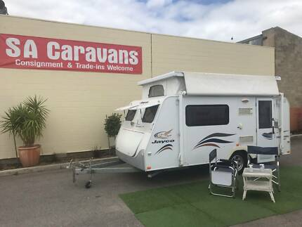 2008 Jayco Discovery Pop Top with Air Conditioning