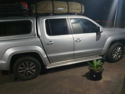 Voltswagon amarok Atherton Tablelands Preview