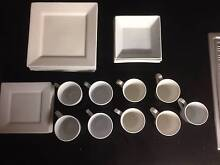 Dinner Sets x 1.5 White Ormeau Gold Coast North Preview