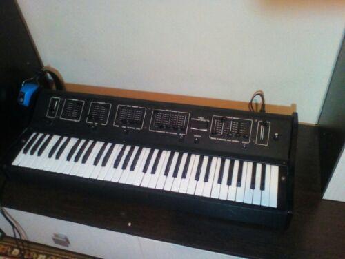 TOM-1501  Rare soviet analog synthesizer