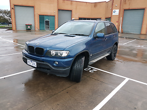 BMW X5 Turbo Diesel Automatic Dandenong Greater Dandenong Preview