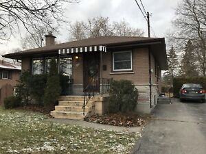 Room for Frost student in four bedroom house // Lindsay, On