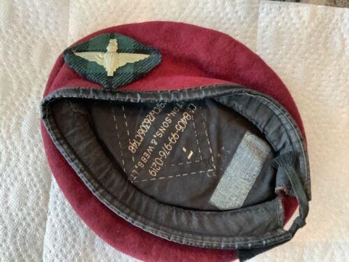 British Paratrooper Beret